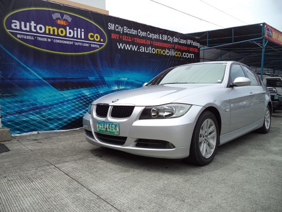 2005 BMW 320 - Front View
