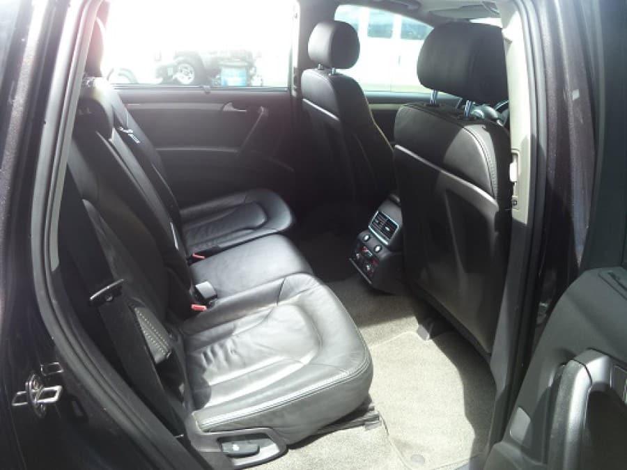 2007 Audi Q7 - Interior Rear View
