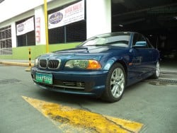 2001 BMW 330 - Front View