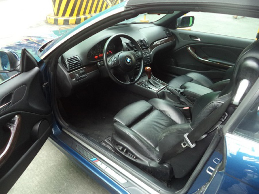 2001 BMW 330 - Interior Front View