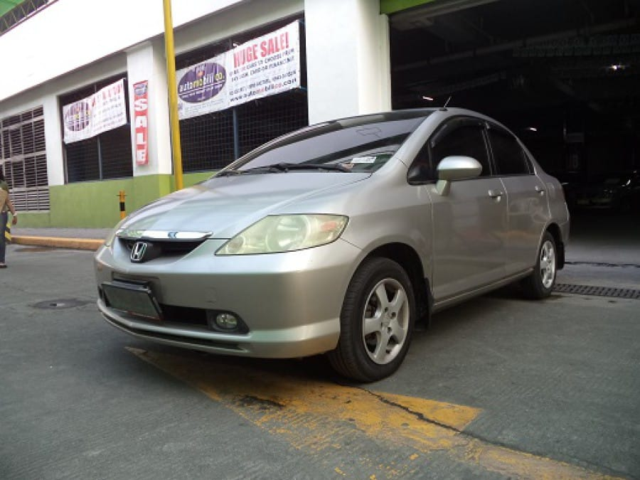 2005 Honda City - Front View