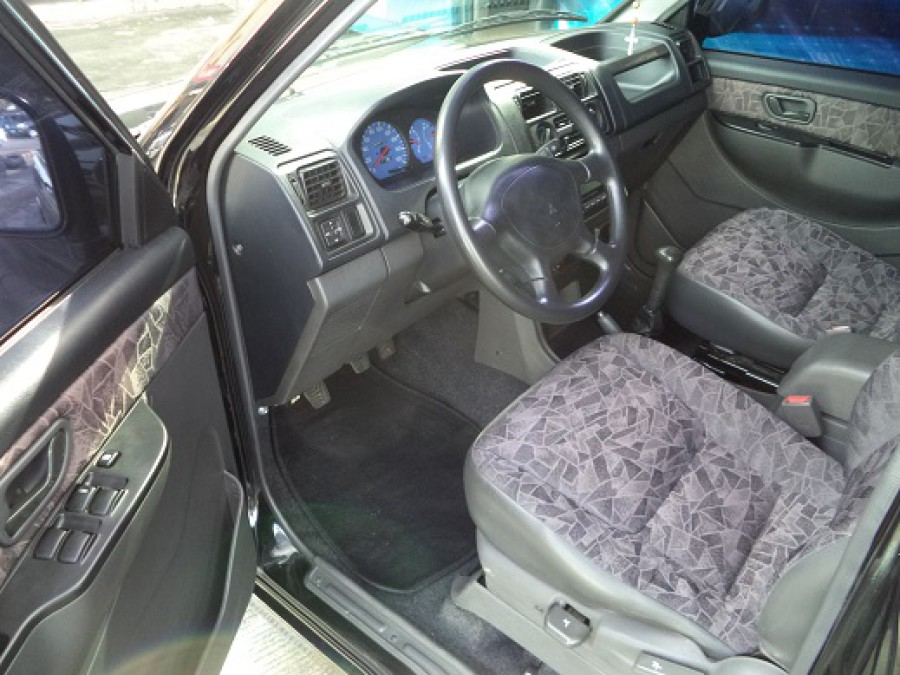 2009 Mitsubishi Adventure - Interior Front View