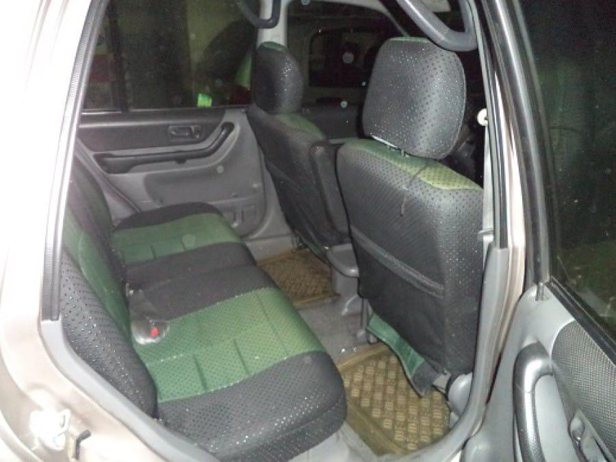 1998 Honda CR-V - Interior Rear View