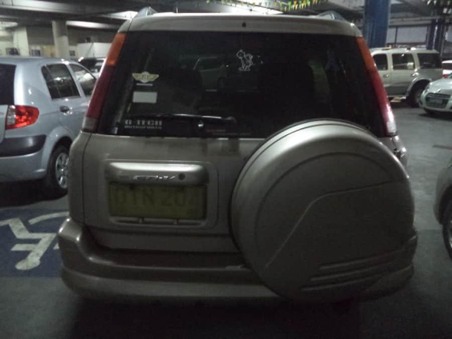 1998 Honda CR-V - Rear View