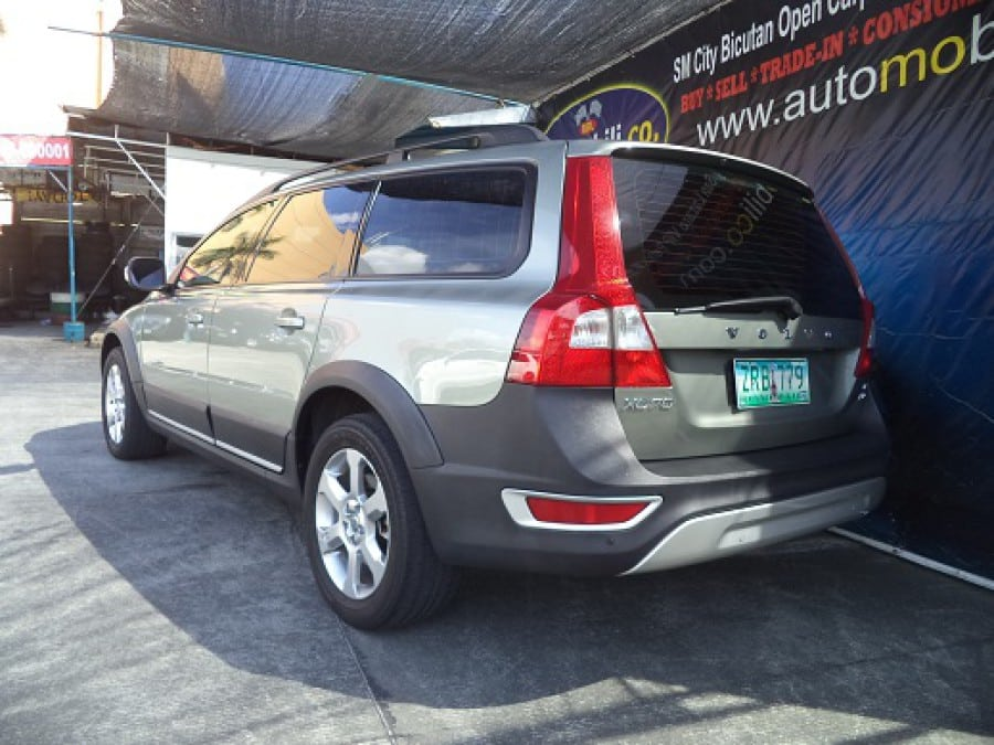 2008 Volvo XC70 - Rear View