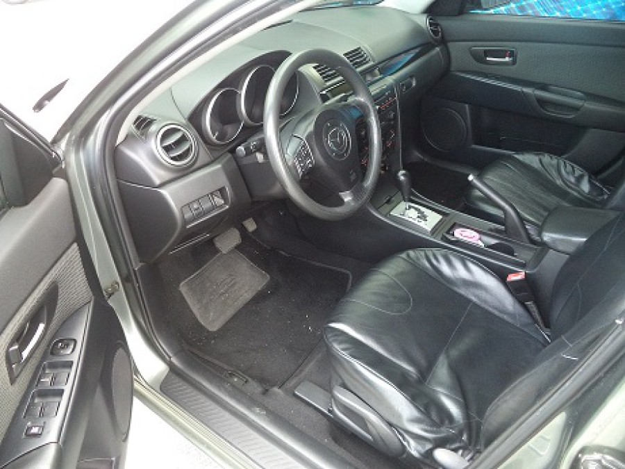 2004 Mazda 3 - Interior Front View