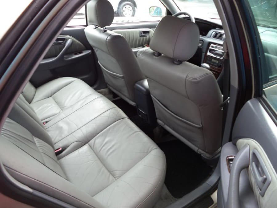 2001 Toyota Camry - Interior Rear View