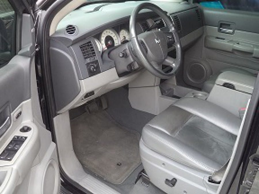 2008 Dodge Durango - Interior Front View