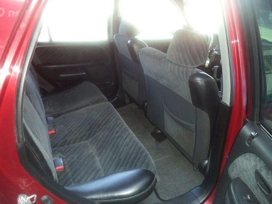 2002 Honda CR-V - Interior Rear View