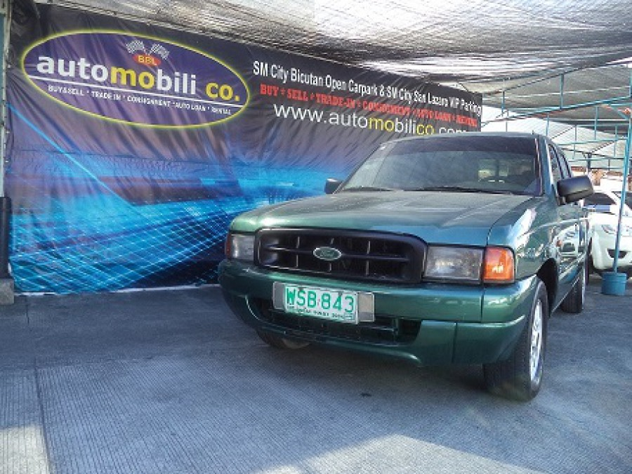 2001 Ford Ranger - Front View