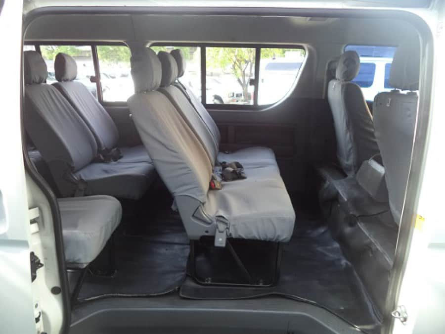 2005 Toyota HiAce - Interior Rear View