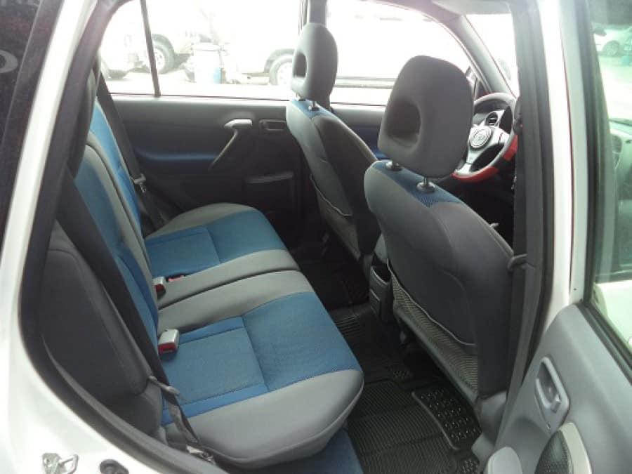 2002 Toyota RAV4 - Interior Rear View