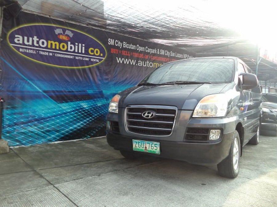 2007 Hyundai Starex - Front View