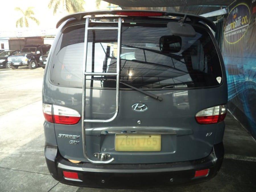 2007 Hyundai Starex - Rear View