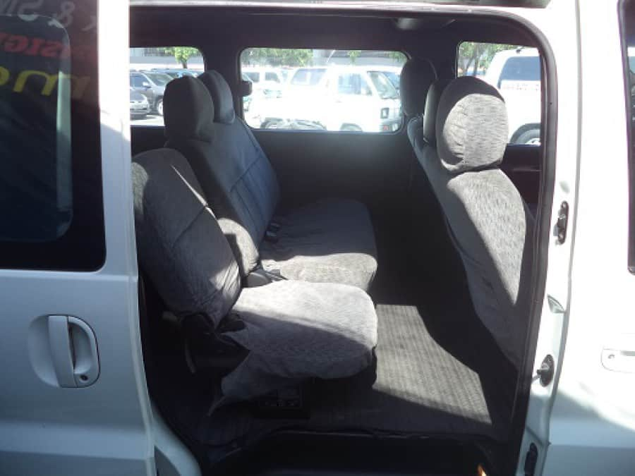 1998 Hyundai Starex - Interior Rear View