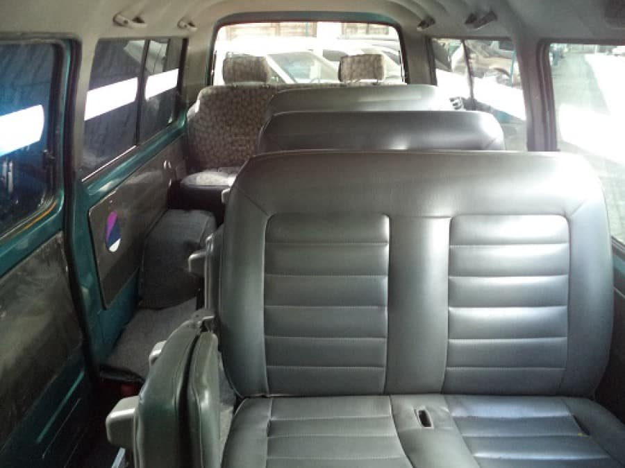 2007 Nissan Urvan - Interior Rear View