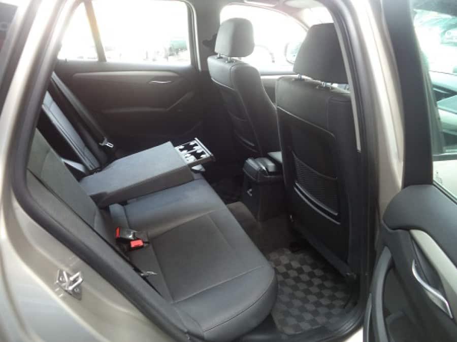 2011 BMW 1 Series - Interior Rear View