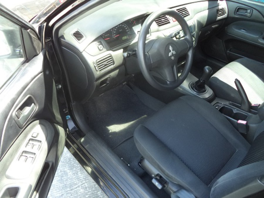 2008 Mitsubishi Lancer - Interior Front View