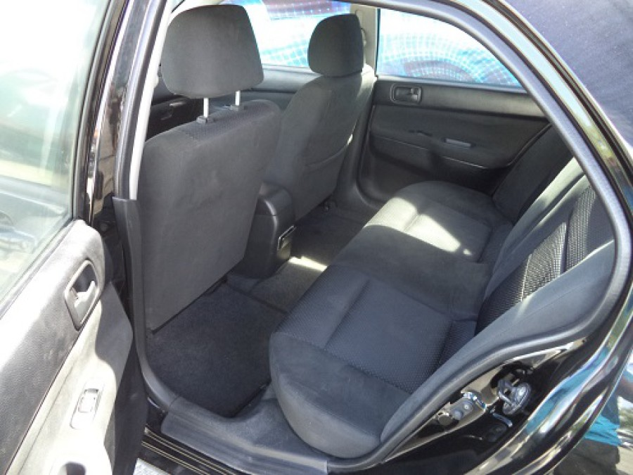 2008 Mitsubishi Lancer - Interior Rear View