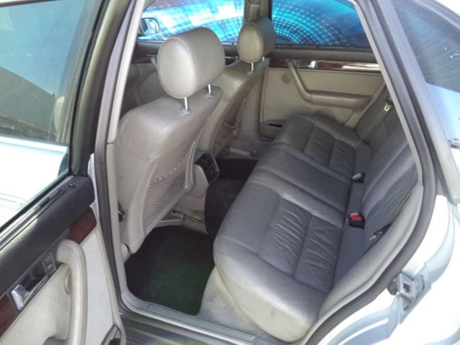 1997 Audi A6 - Interior Rear View