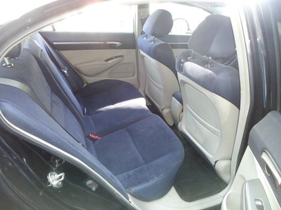 2009 Honda Civic - Interior Rear View
