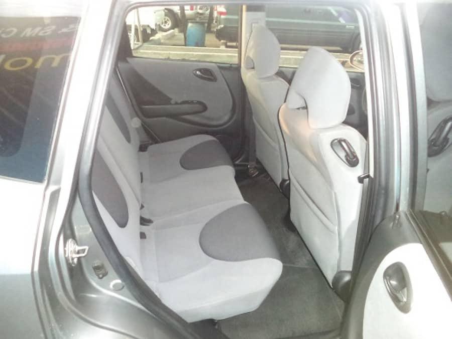 2004 Honda Jazz - Interior Rear View