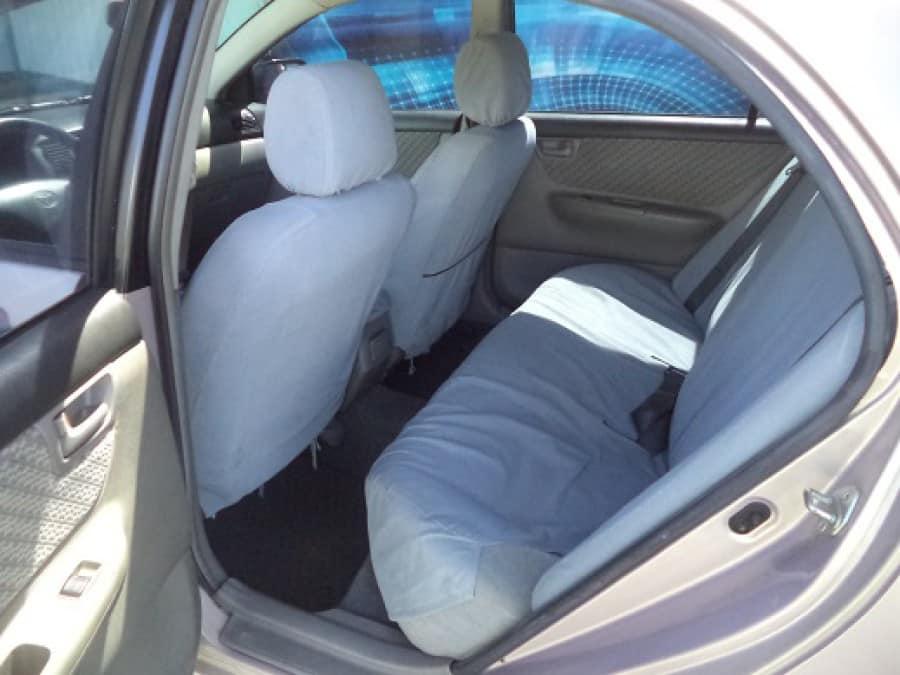 2001 Toyota Altis - Interior Rear View