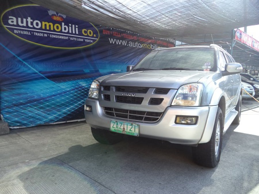 2005 Isuzu Alterra - Front View