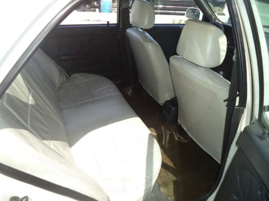 1997 Mitsubishi Lancer - Interior Rear View