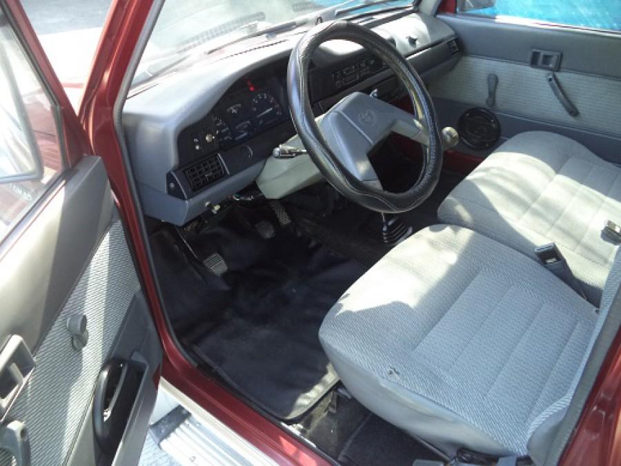 1998 Toyota Tamaraw FX - Interior Front View