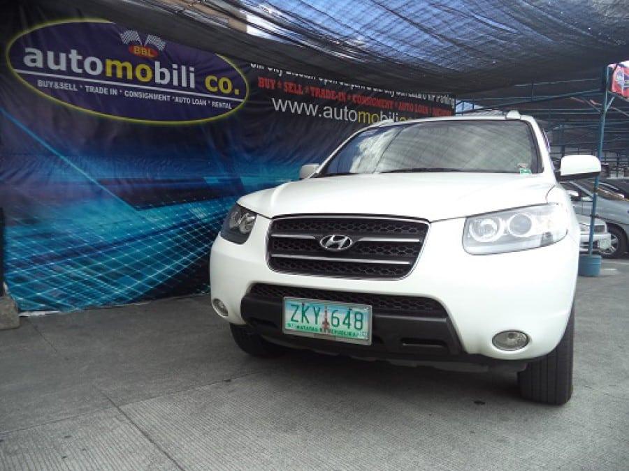 2007 Hyundai Santa Fe - Front View
