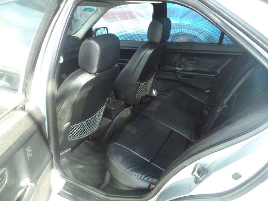 1998 BMW 316i - Interior Rear View