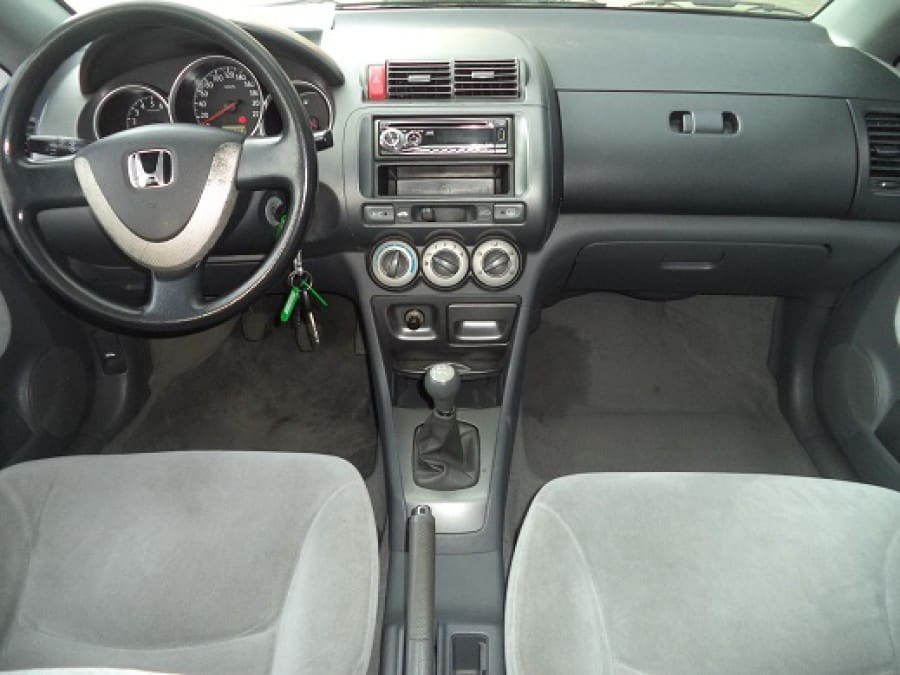 2008 Honda City - Interior Front View