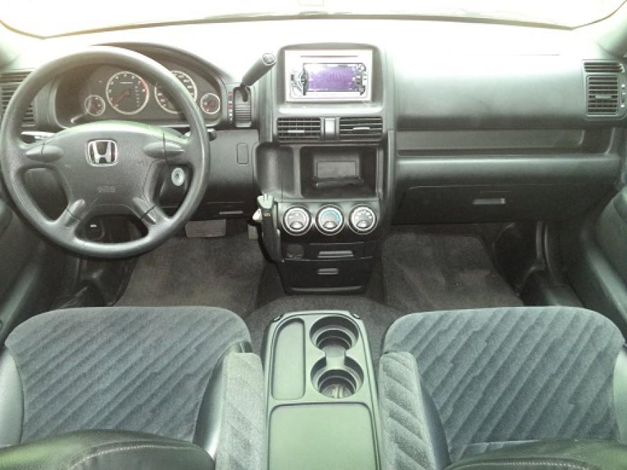 2004 Honda CR-V - Interior Front View