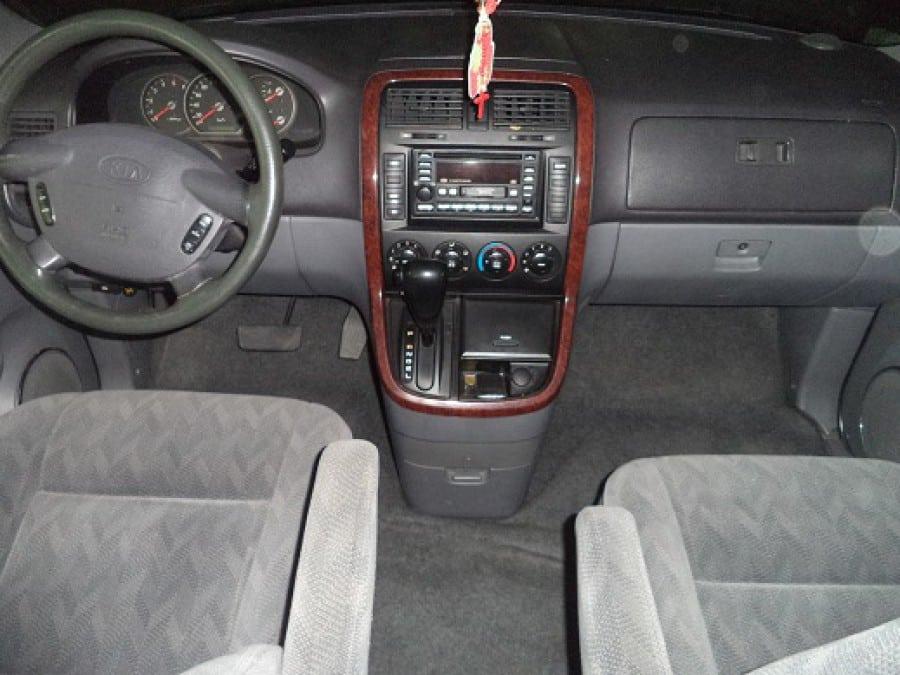 2003 Kia Sedona - Interior Front View