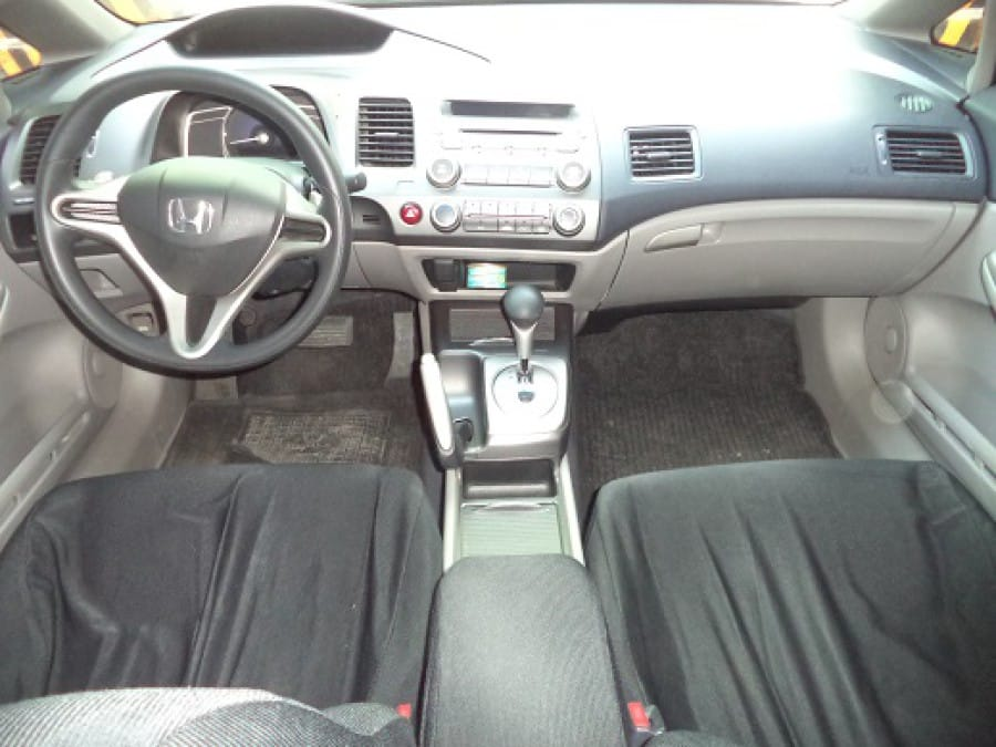 2010 Honda Civic - Interior Front View