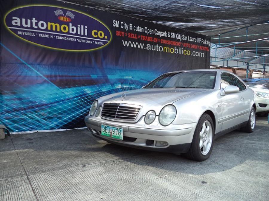 1997 Mercedes-Benz CLK-Class - Front View
