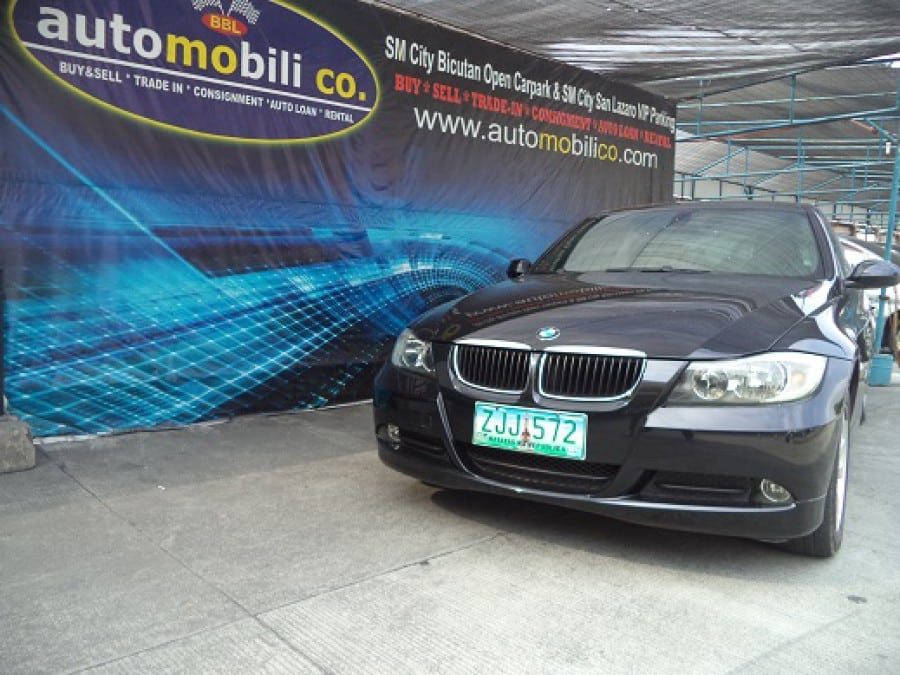2007 BMW 316i - Front View