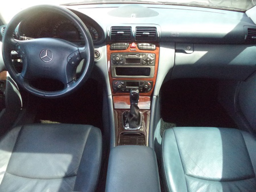 2002 Mercedes-Benz C-Class - Interior Front View