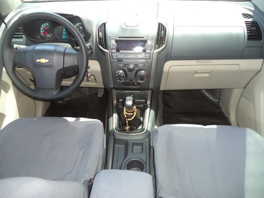 2013 Chevrolet Trailblazer - Interior Front View