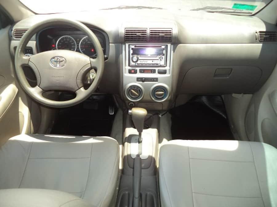 2007 Toyota Avanza - Interior Front View