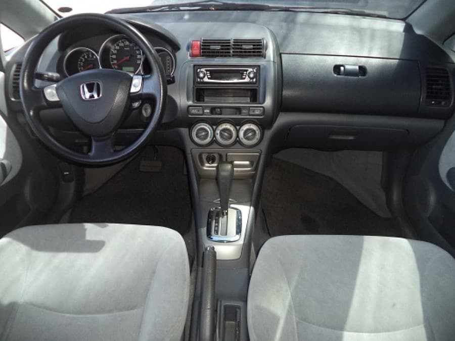 2007 Honda City - Interior Front View
