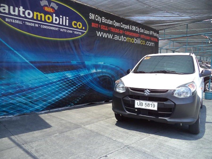 2014 Suzuki Alto - Front View