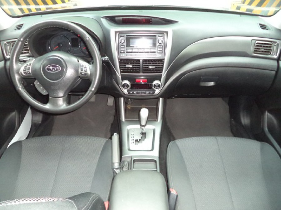 2012 Subaru Forester - Interior Front View