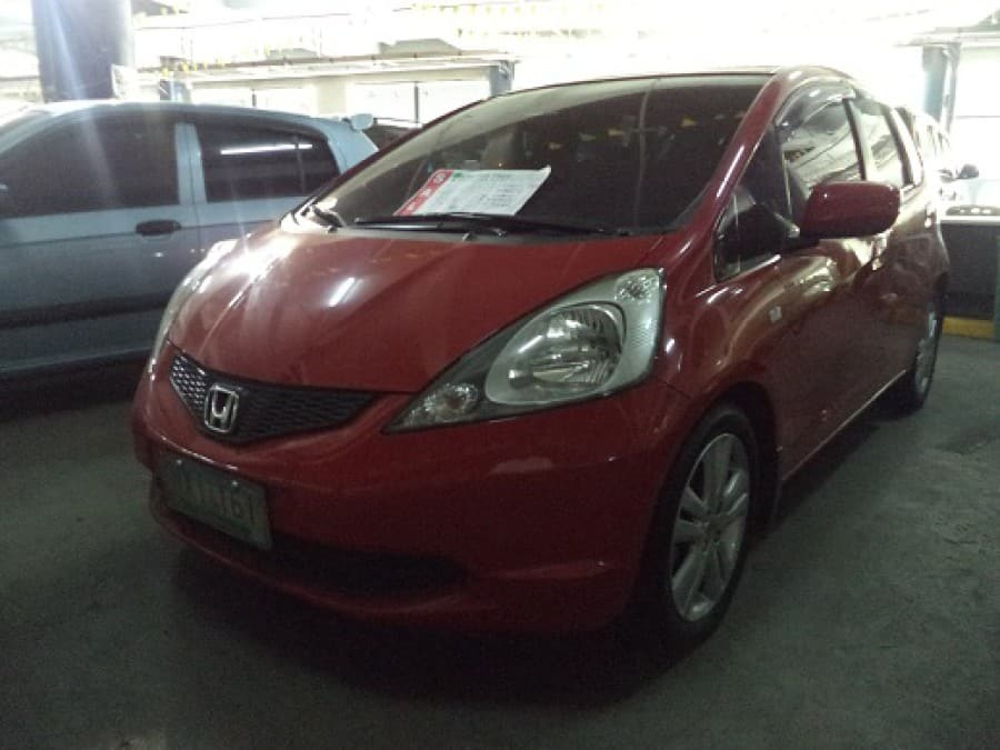 2009 Honda Jazz - Front View