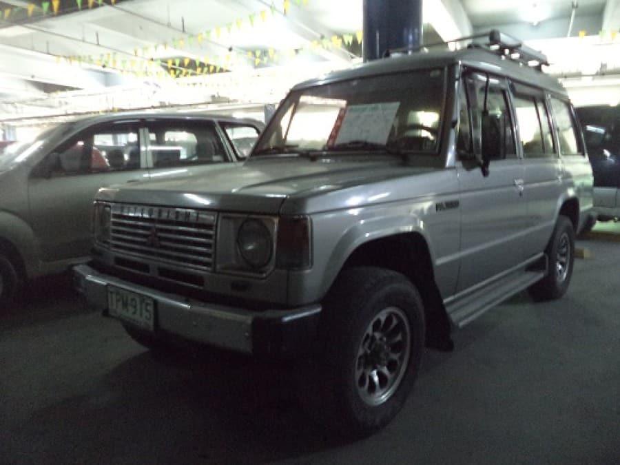 1994 Mitsubishi Pajero - Front View