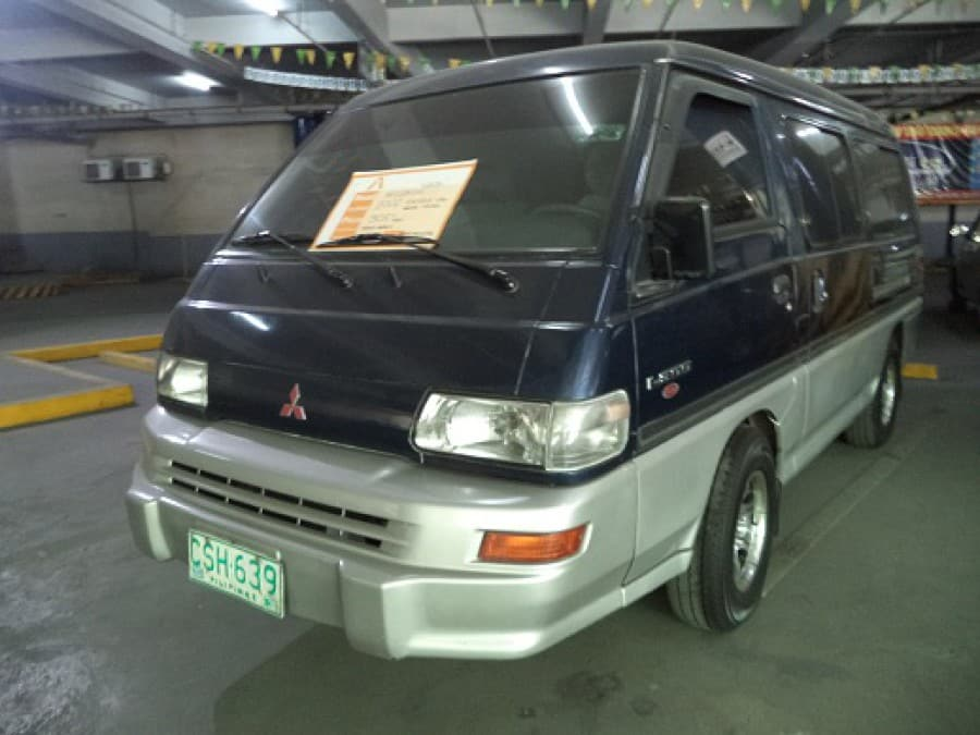 2002 Mitsubishi L300 - Front View