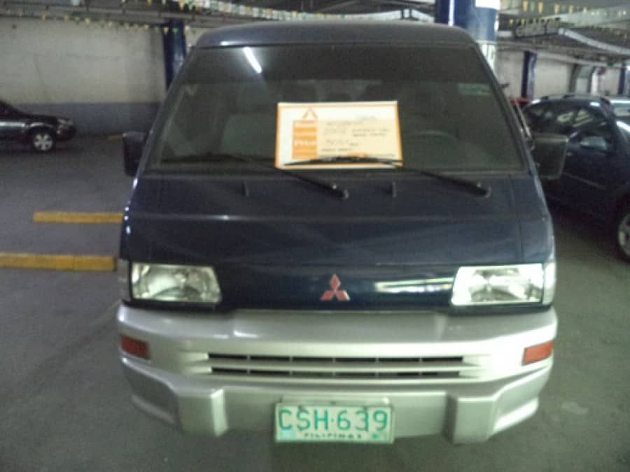 2002 Mitsubishi L300 - Interior Front View