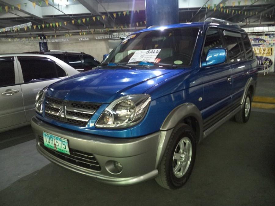 2012 Mitsubishi Adventure - Front View