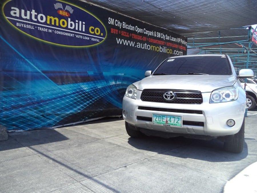 2006 Toyota RAV4 - Front View